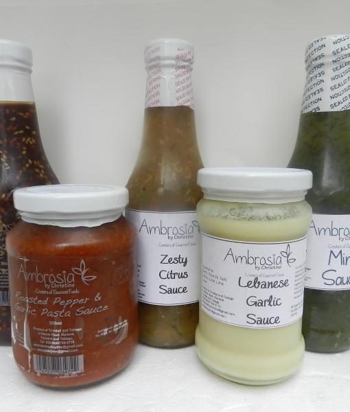 Ambrosia Sauce Recipe — Dishmaps
