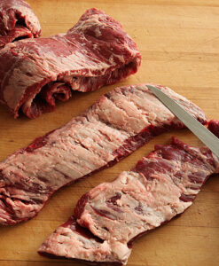 skirt steak whole