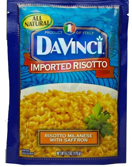 home dry davinci risotto sku n a category dry tag risotto