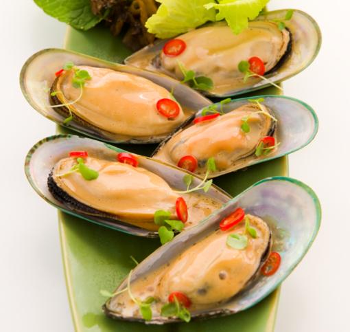 XO mussels