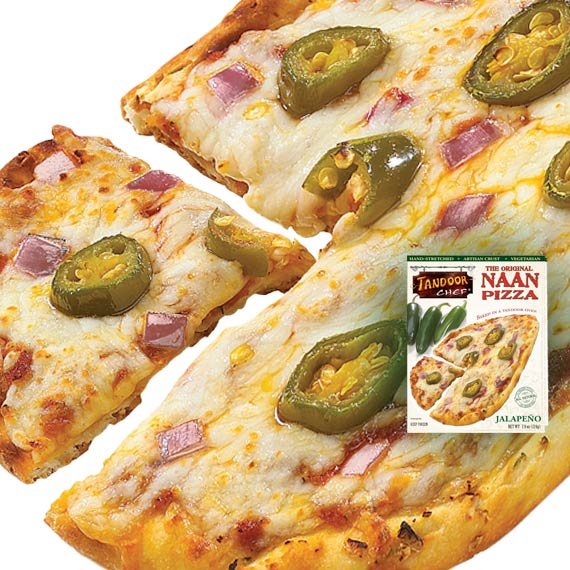 naan pizza  blooms imports
