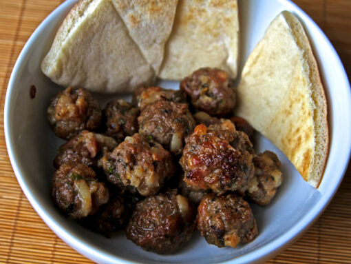 lamb meatballs 3