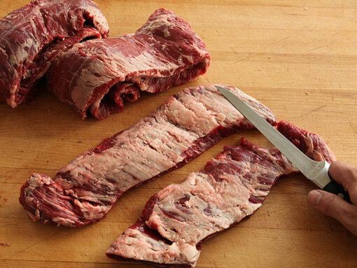 skirt steak whole