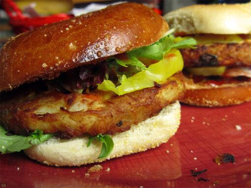 vegie burger1