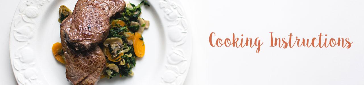 CookingInstructions